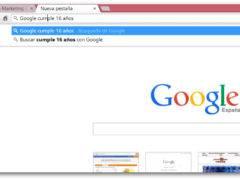 Google cumple 16 años