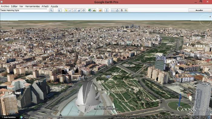 Descargar Google Earth Pro Tandem Marketing Digital1