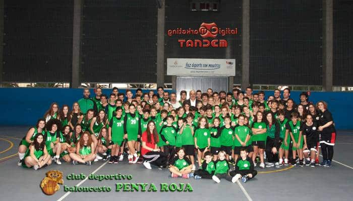 Tandem Marketing Digital Colaborador Baloncesto Penya Roja