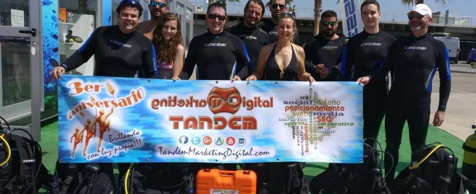 Tandem Marketing Digital cumple 3 años