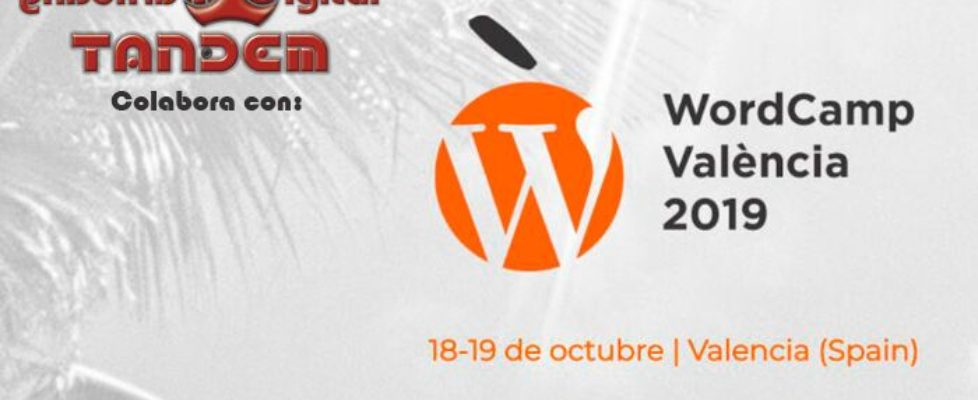 tandem marketing digital wordcamp valencia 2019 1