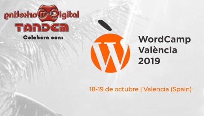 tandem marketing digital wordcamp valencia 2019 1