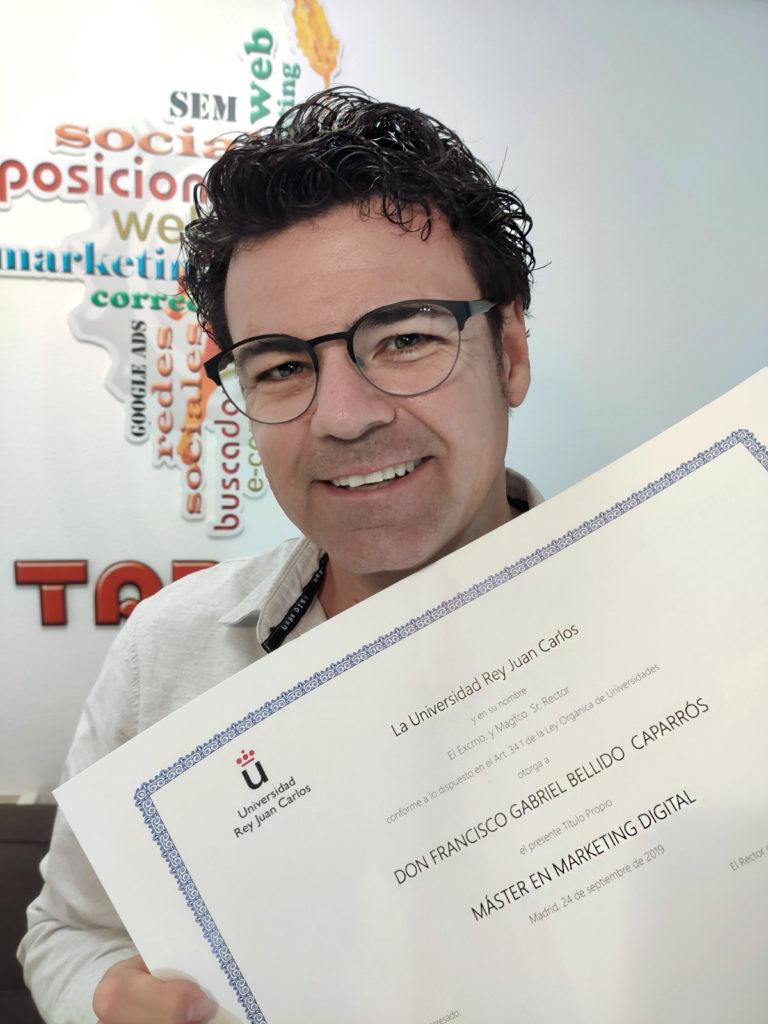 Master Marketing Digital Paco