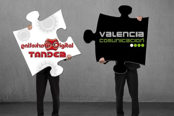 Tandem Marketing y Valencia Comunicación