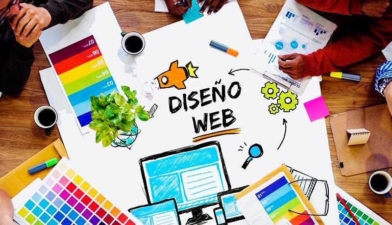 Diseño páginas web en Valencia